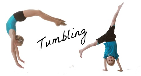 Tumbling Classes for Ages 7 & Up - Dance Etc